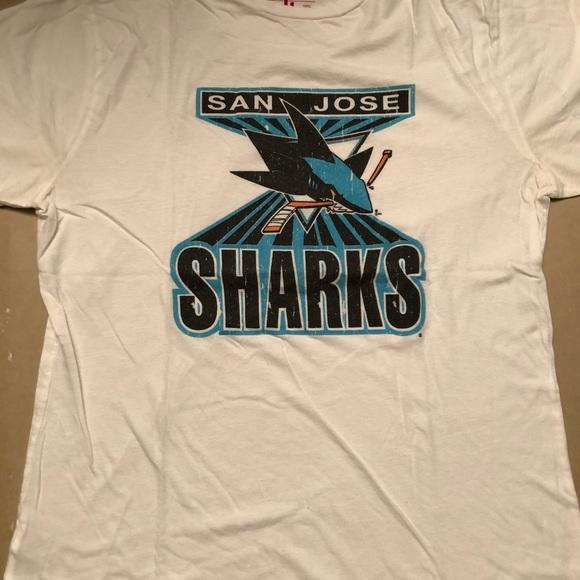 buy popular 7ace3 d1157 San Jose Sharks T Shirt